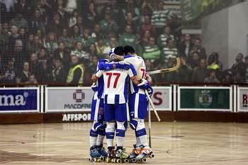 Hóquei em Patins: Sporting 3-3 FC Porto (16/17)