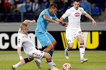 LE 2014/15: Zenit-Torino