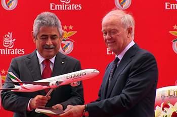 A Dream Team da Fly Emirates