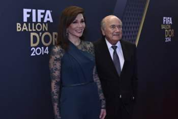 A Red Carpet da Bola de Ouro