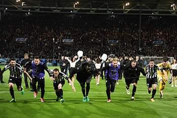 Na final da Taça de França, 60 anos depois...