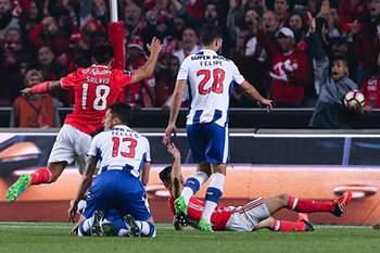 27.ª J. Benfica - FC Porto 16/17