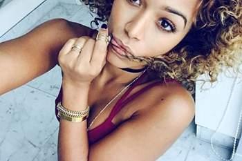 Cora, a mulher que prendeu o coração de Benzema
