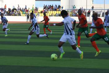 Qual. CAN2015: Cabo Verde - Zâmbia