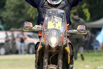 Melhores fotos Dakar2015