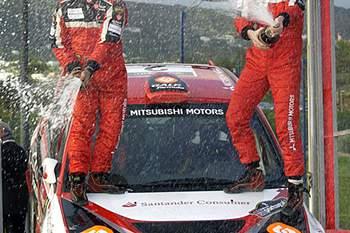 Os vencedores do Rali de Portugal na última década