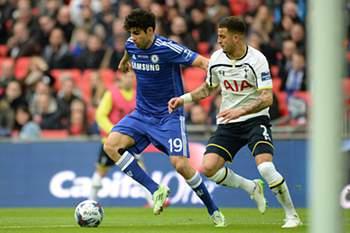 TL: Chelsea - Tottenham