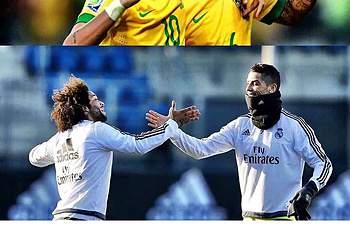 Mensagens de parabéns a Ronaldo