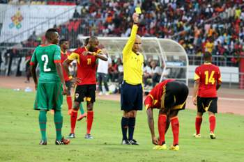 Angola - Burquina Faso