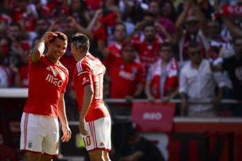 34.ªJ: Benfica - Marítimo 14/15