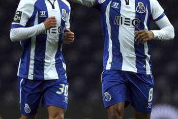 21.ªJ: FC Porto-V.Guimarães