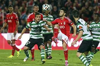 Taça de Portugal: Sporting Covilhã x Benfica