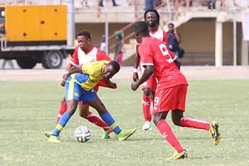 Girabola 2014: Kabuscorp vs Petro de Luanda