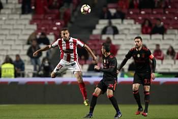 TP (1/4 final): Benfica-Leixões