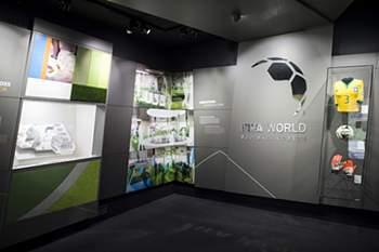 Museu do futebol da FIFA