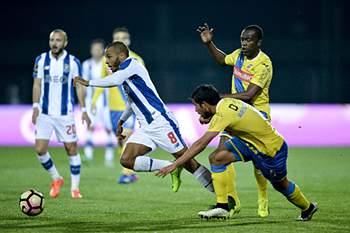 25.ª J. 16/17: Arouca - FC Porto