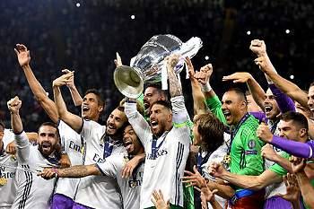LC: Juventus - Real Madrid