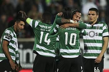 23ª J: Estoril - Sporting 16/17