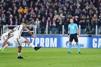 Juventus - FC Porto 1/8 de final da Champions
