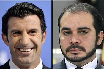 Os candidatos à presidência da FIFA