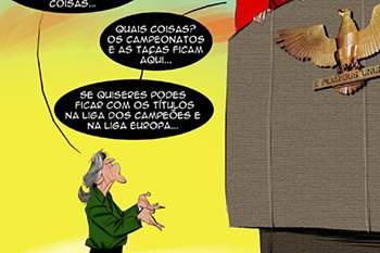 Benfica: Cartoons 2015/16
