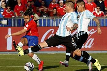 Final da Copa América 2015