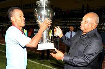Supertaça de Angola: Libolo - Benfica de Luanda