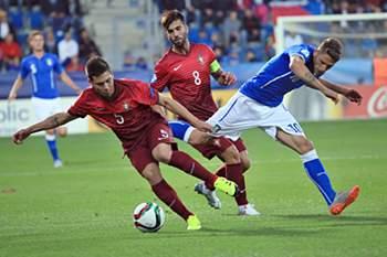Euro Sub-21 (2015): Itália-Portugal