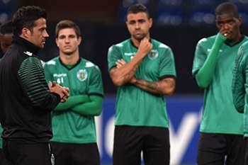 Champions: Schalke04-Sporting