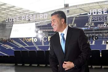 Momentos de Peseiro no FC Porto