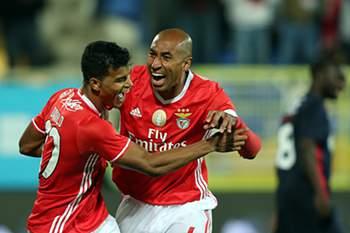 TP: 1º Dezembro - Benfica 16/17
