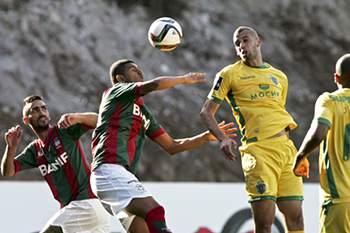 25.ª J. Marítimo - Sporting