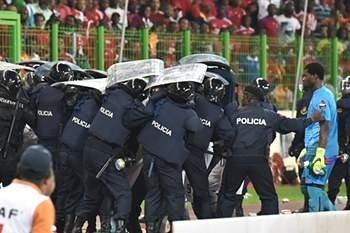 CAN2015: Incidentes no Guiné Equatorial-Gana