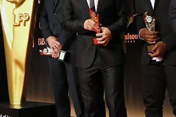 Gala da Liga espanhola 2014