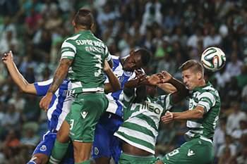TP: FC Porto-Sporting 14/15