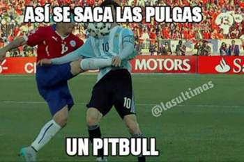 Os memes da final da Copa América