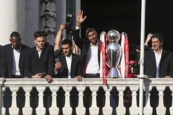 Benfica volta a vencer o campeonato português