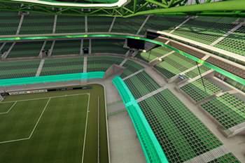 Madeira Rodrigues quer novo estádio