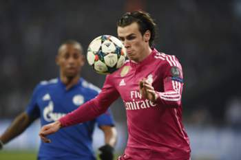LC: Schalke 04-Real Madrid 14/15