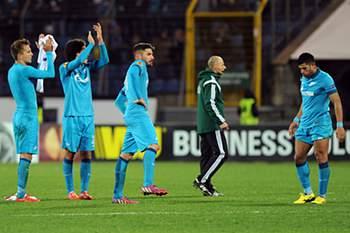 Liga Europa: Zenit - Sevilha 2015