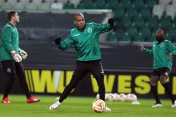 16-avos-final Liga Europa: Wolfsburgo-Sporting