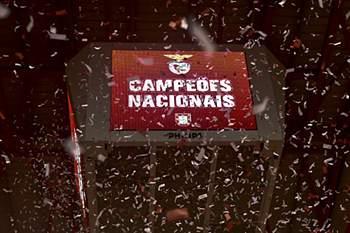 Benfica campeão 2014/15