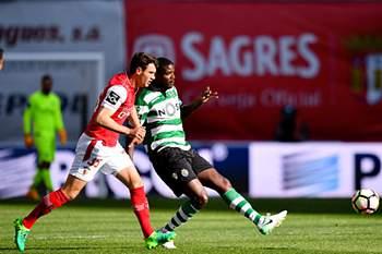 31.ªJ: SC Braga - Sporting 16/17
