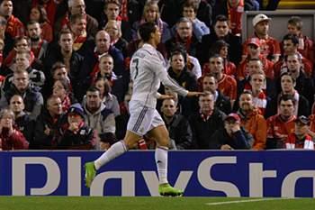 Já só falta um, Ronaldo!