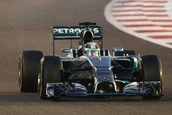 F1: GP Abu Dhabi 2014