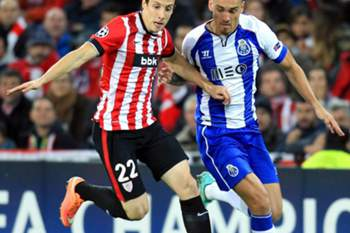 LC: Ath. Bilbao - FC Porto
