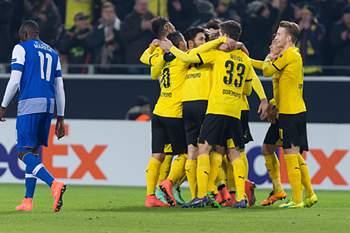 LE: Dortmund-FC Porto 15/16