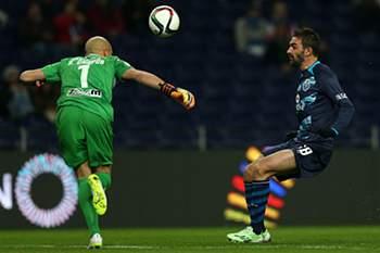 TL: FC Porto-União da Madeira 14/15
