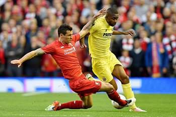 LE: Liverpool-Villarreal