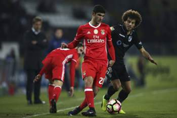 TL: V. Guimarães - Benfica 16/17